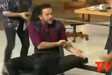 Nihat Doğan'dan TV8'e cinsel espri şoku!