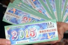 Büyük ikramiye biletleri üç ilde satıldı