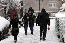 Yılbaşı hava durumu kar var mı?