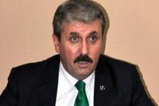 BBP liderinden MHP'yle ittifak açıklaması