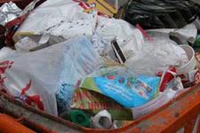 Çöp ev konsolosun çıktı