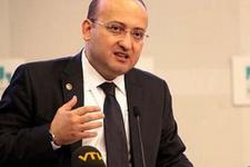 Yalçın Akdoğan'dan Meclis Başkanlığı için açıklama