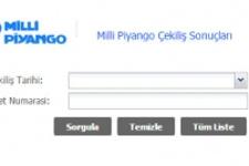 Milli Piyango çekilişi bilet sorgulama 28 Şubat çekilişi