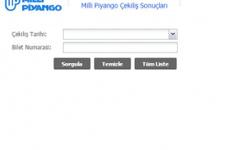 Milli Piyango çekiliş sonuçları 9 Temmuz bilet sorgulama