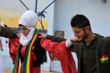 Şam'da 'kritik' Nevruz kutlaması