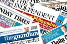 1 Mayıs İngiltere basın özeti