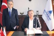 Kocaoğlu'nun Erdoğan'lı fotoğrafı İzmir'i karıştırdı!