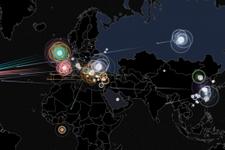 Türkiye'ye 12 ülkeden saldırı
