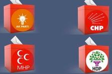 Son anket sonuçları HDP seçmeni şaşırttı en çok istenen koalisyon