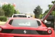 LPG'li Ferrari'den sonra şimdi de...