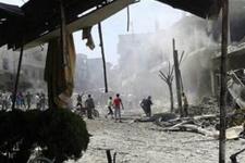 Beşar Esad yine acımadı: 51 ölü!