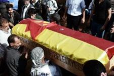 Sınırda YPG'li cenaze krizi