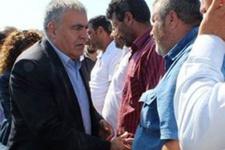 HDP'li Bakan şehit ailesini ziyaret etti