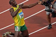 Usain Bolt'a Londra'da ayakkabı şoku