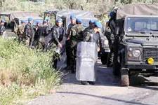 Hamsiye Jandarma nöbeti