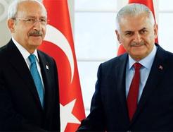 Başbakan Yıldırım, Kılıçdaroğlu ile Afrin'i görüşecek