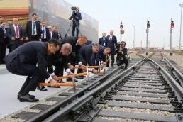Çin'in İpek Yolu Projesi ile biz de büyük oynayacağız!..
