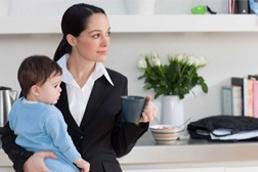 Çalışan annelere çocuk bakım desteği başlıyor