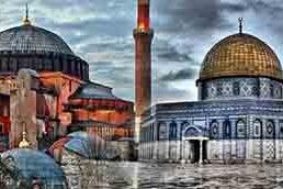 Kudüs'le Ayasofya'yı aynı düşünemeyenlere bir bukle Lozan