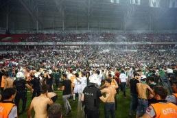 Konyaspor kupayı haketti Demirören sınıfta kaldı