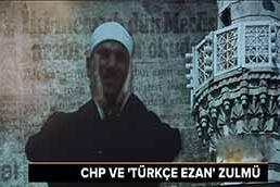 """""""Türkçe ezanı da isterüz!"""""""