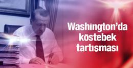 Köstebek tartışması Washington'a uzandı!
