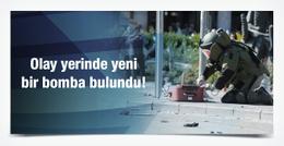 Önder: Patlamamış bir bomba tespit edildi