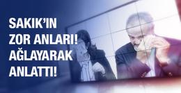 HDP'li Sırrı Sakık gözyaşlarına hakim olamadı