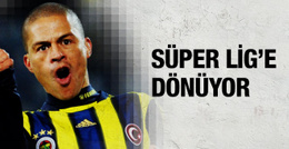 Alex Süper Lig'e mi dönüyor?