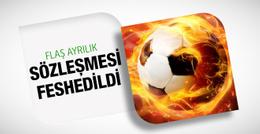 Süper Lig'de flaş ayrılık! Sözleşmesi feshedildi