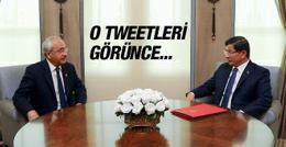 Kılıçdaroğlu'na öyle bir tweet gösterdi ki