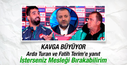 Demirkol'dan Arda Turan ve Fatih Terim'e cevap