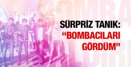 Ankara'daki katliamda süpriz tanık: Bombacıları gördüm