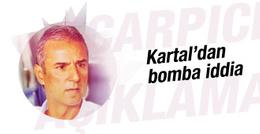 İsmail Kartal'dan bomba iddia! Beşiktaş ve Galatasaray...