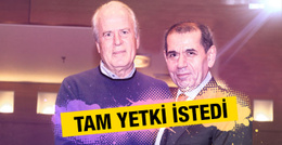 Mustafa Denizli tam yetki istedi
