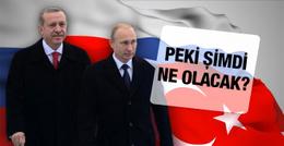 Türkiye Rus uçağını düşürdü peki şimdi ne olacak?