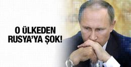 O ülkeden Rusya'ya şok! Hava sahasını kapattı