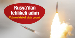 Putin S400'leri çıkardı Türkiye'de menzilde