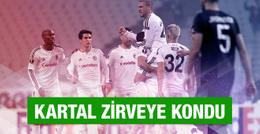 Beşiktaş Skenderbeu maçının sonucu ve özeti