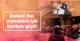 Rus Büyükelçisi Dışişleri Bakanlığına çağrıldı!