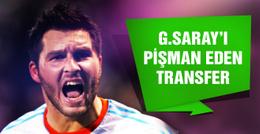 Galatasaray'ı pişman eden transfer