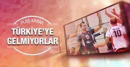 Arkas'ın Rus rakibi Türkiye'ye gelmiyor