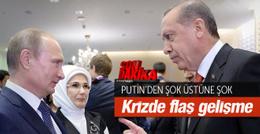 Türkiye Rusya savaşı Putin'in kararı ne flaş gelişmeler