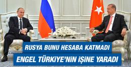 Rusya'nın engeli Türkiye'ye büyük avantaj oldu