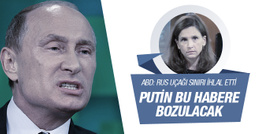 ABD'den düşürülen Rus uçağı açıklaması