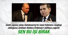 Galatasaray'dan sert tepki: Fener'in emir eri!