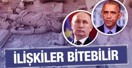 ABD ile Rusya arasında Suriye gerilimi