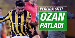 Vitor Pereira gitti Ozan Tufan patladı
