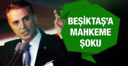 Mahkemeden Beşiktaş'a kötü haber