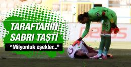 Trabzonspor taraftarının sabrı taştı